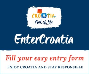 How to enter Croatia Logo