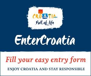 How to enter Croatia Logo